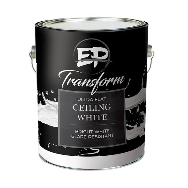 Premium Interior Paint & Primer Interior Transform I Ceiling White-Exeter Paint Stores