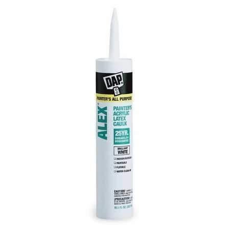 Dap Alex acrylic latex caulk