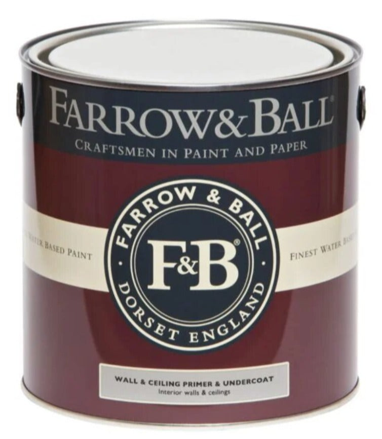 FARROW & BALL WALL & CEILING PRIMER AND UNDERCOAT-Exeter Paint Stores