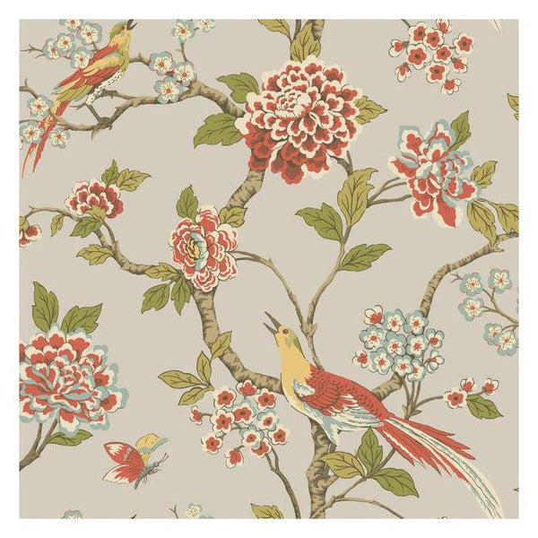 Fanciful Sure Strip Wallpaper Double Roll AF1905-Exeter Paint Stores