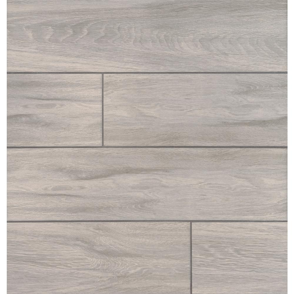 Balboa Ice 6''x24'' Ceramic Tile-Exeter Paint Stores