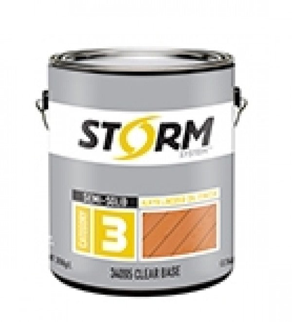 Exterior Storm Semi Stain