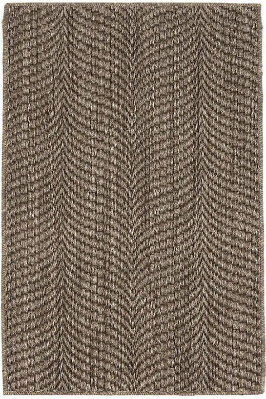 DASH & ALBERT WAVE WOVEN SISAL RUG-Exeter Paint Stores