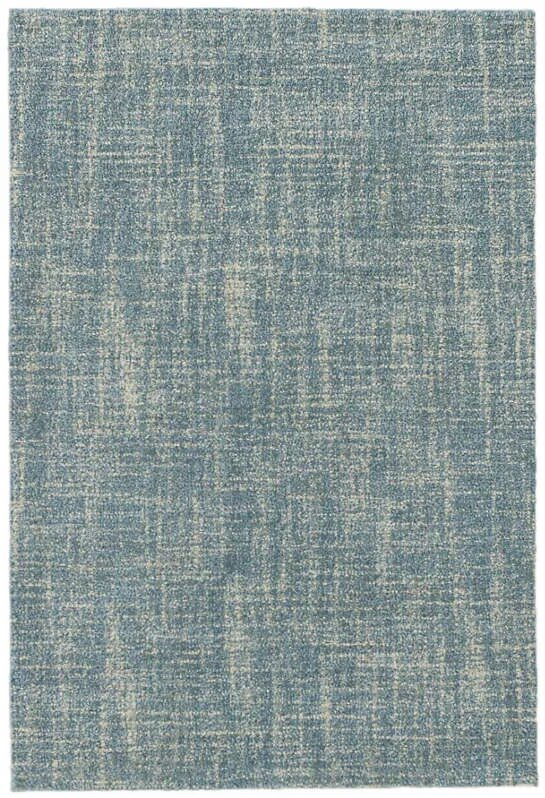 DASH & ALBERT CROSSHATCH MICRO HOOKED RUG-Exeter Paint Stores