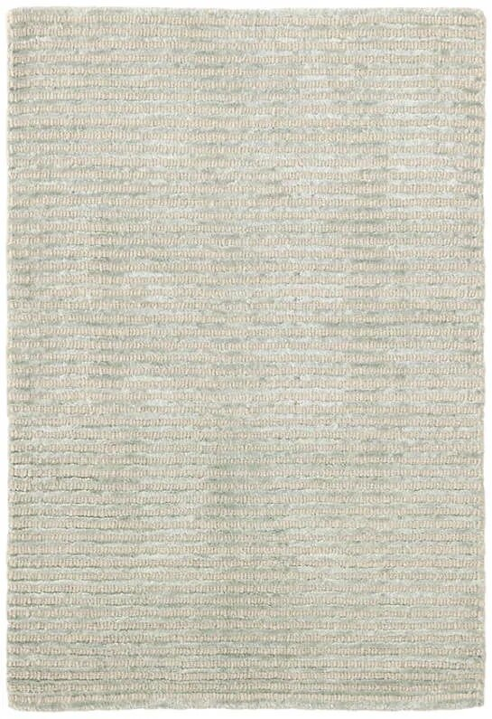 DASH & ALBERT CUT STRIPE HAND KNOTTED VISCOSE/WOOL RUG-Exeter Paint Stores