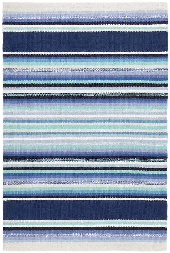 DASH & ALBERT SERAPE WOVEN COTTON RUG-Exeter Paint Stores