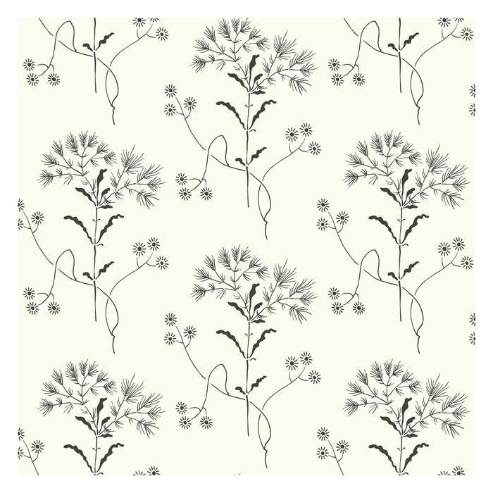 Wildflower Sure Strip Wallpaper ME1515-Exeter Paint Stores