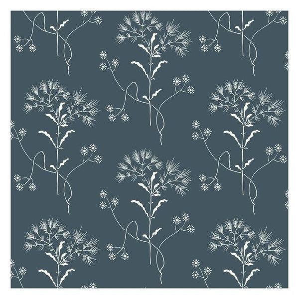 Wildflower Sure Strip Wallpaper ME1518-Exeter Paint Stores