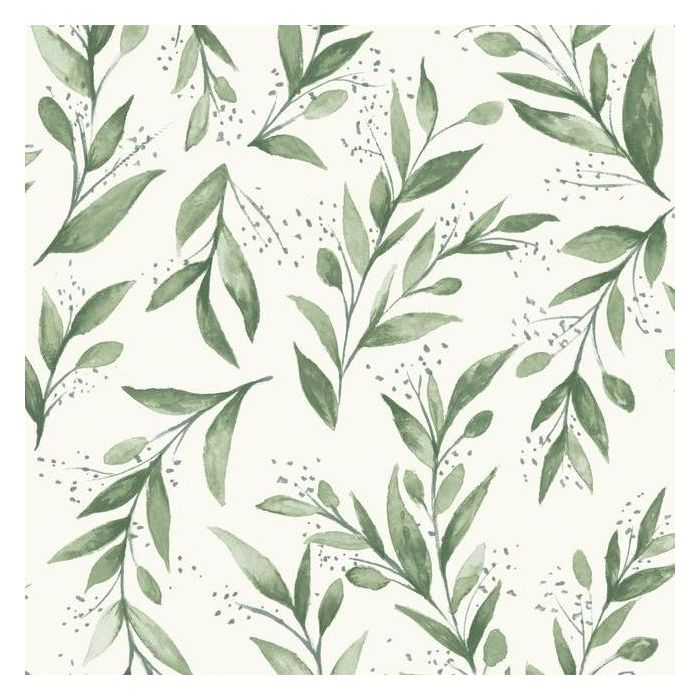 Olive Branch Sure Strip Wallpaper ME1535-Exeter Paint Stores