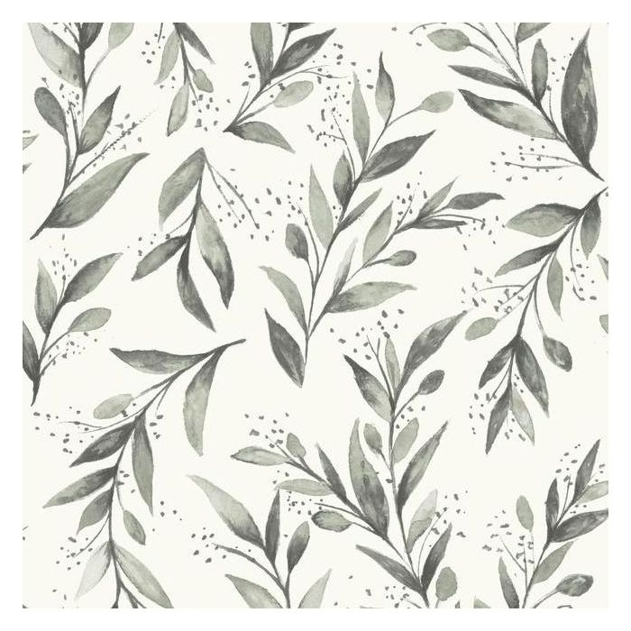 Olive Branch Sure Strip Wallpaper ME1537-Exeter Paint Stores