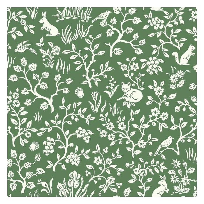 Fox & Hare Sure Strip Wallpaper Double Roll ME1573