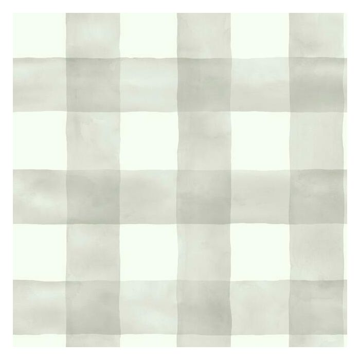 Watercolor Check Sure Strip Wallpaper MH1518-Exeter Paint Stores