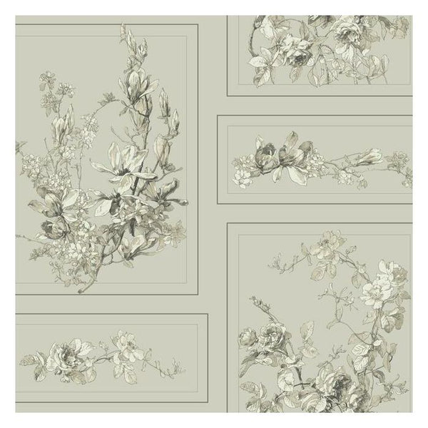The Magnolia Sure Strip Wallpaper MH1544-Exeter Paint Stores