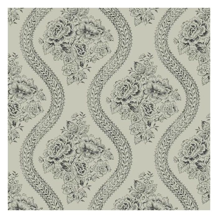 Coverlet Floral Sure Strip Wallpaper Double Roll MH1599