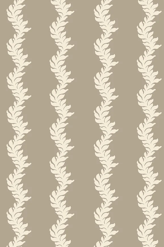 Farrow & Ball Wallpaper Acanthus-Exeter Paint Stores