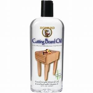 Howards cutting board oil 79121-Exeter Paint Stores
