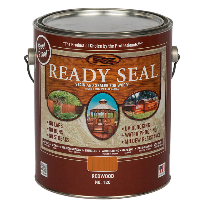 Ready Seal Redwood