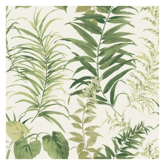 Fern Forest Wall Mural RMK11428M-Exeter Paint Stores