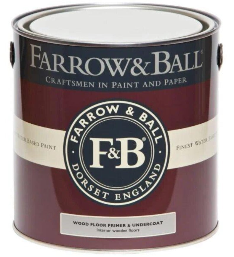 FARROW & BALL WOOD FLOOR PRIMER AND UNDERCOAT-Exeter Paint Stores