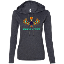 Load image into Gallery viewer, Walking Ancients T-Shirt Hoodie