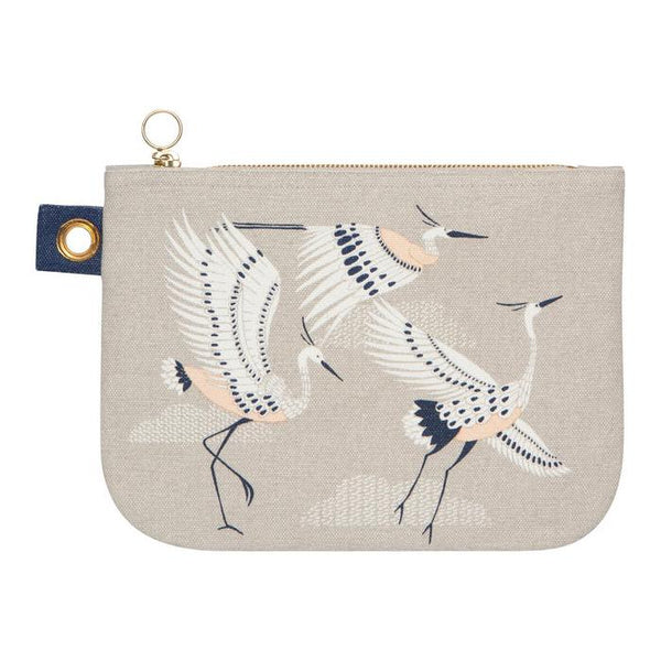 Pochette zippée grande Flight Fancy - Danica