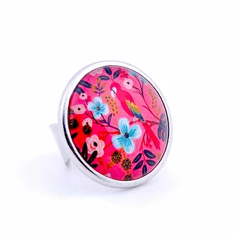 Bague Baronne 20 mm | Crazy Lily