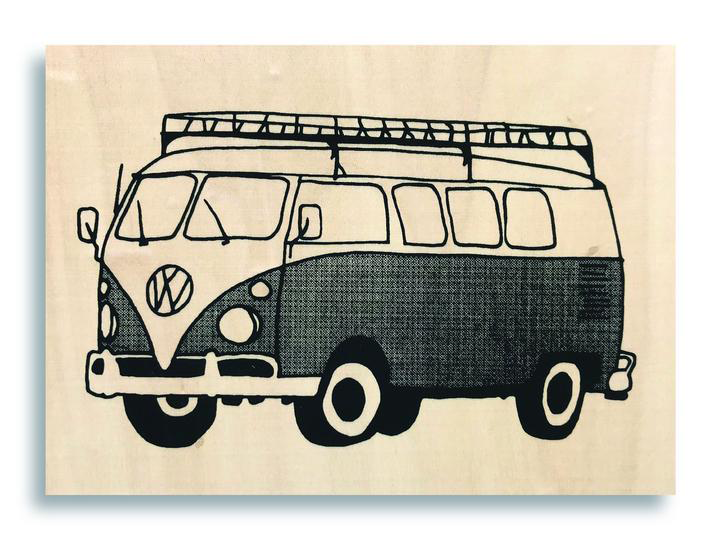 Placage Westfalia - Unik Printshop