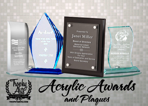 Acrylic Awards & Plaques