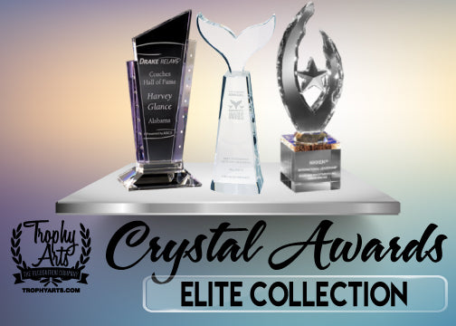 Elite Crystal Awards Collection