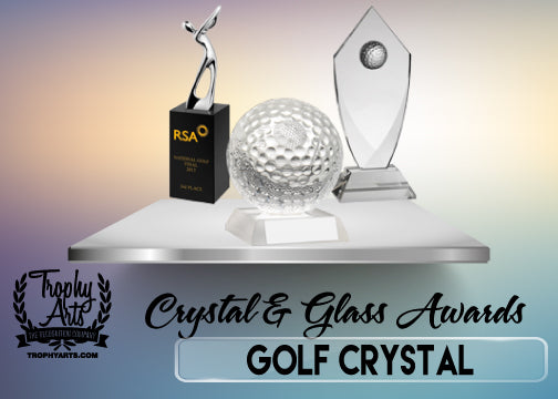 Golf Crystal Awards