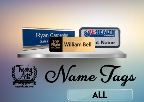 All Name Tags