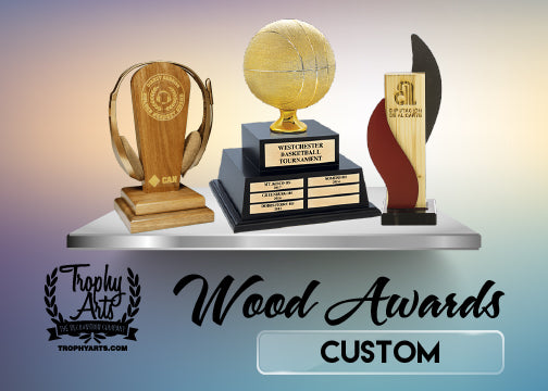 Custom Wood Awards
