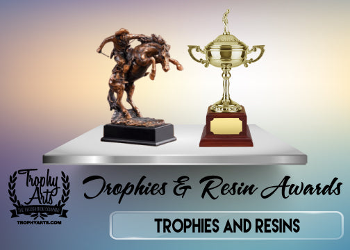 Trophies & Resin Awards