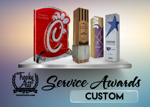 Custom Organization Awards