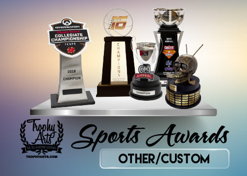 Custom & Other Sports Awards