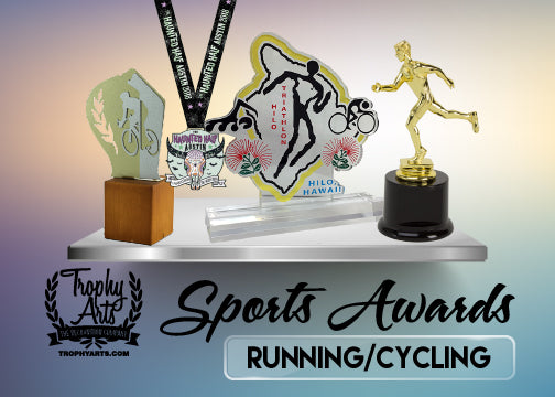 Running & Cycling Awards