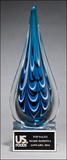 Peacock Art Glass Award
