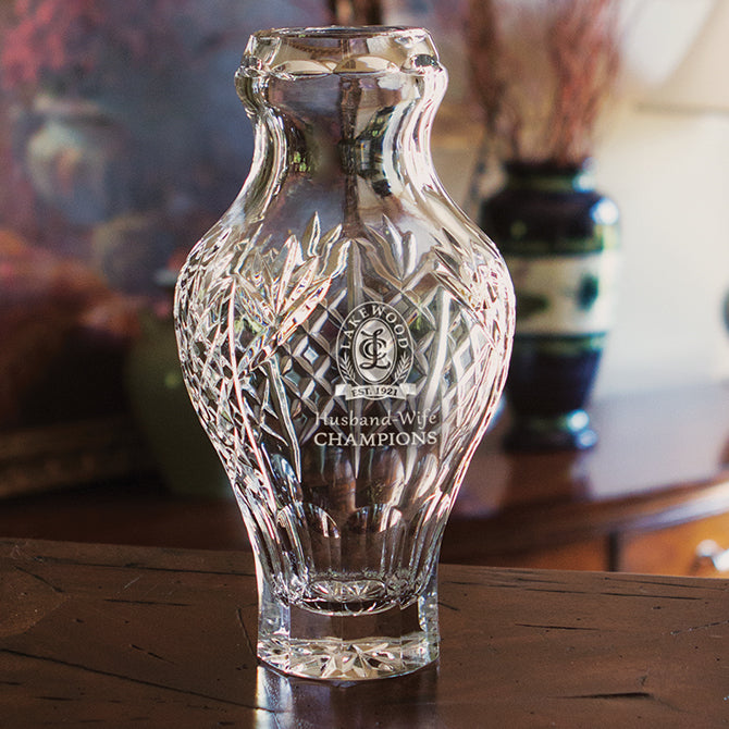 Sterling Collection Westbury Vase