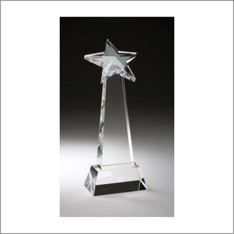 Bright Star Premium Crystal Tower