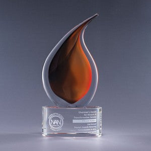 Flare Art Glass Award