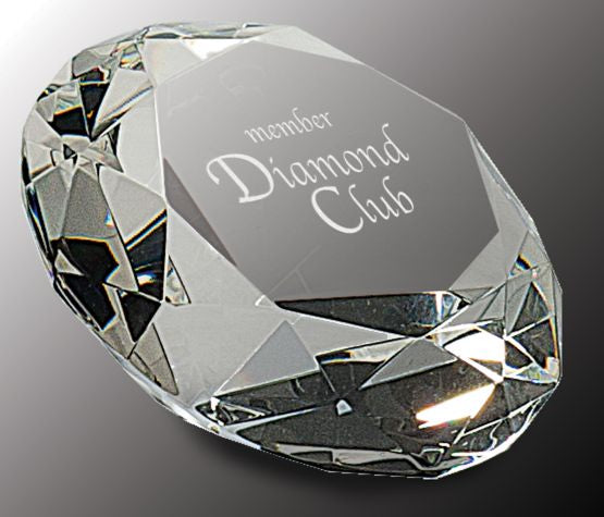 Exquisite Large Diamond Crystal