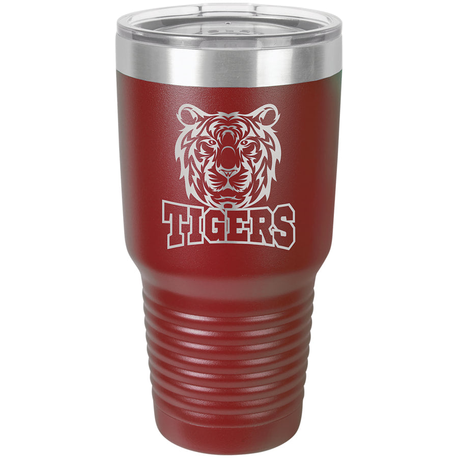 30 oz. Laser Engraved Tumbler