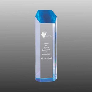 Luxury Tower Acrylic Award