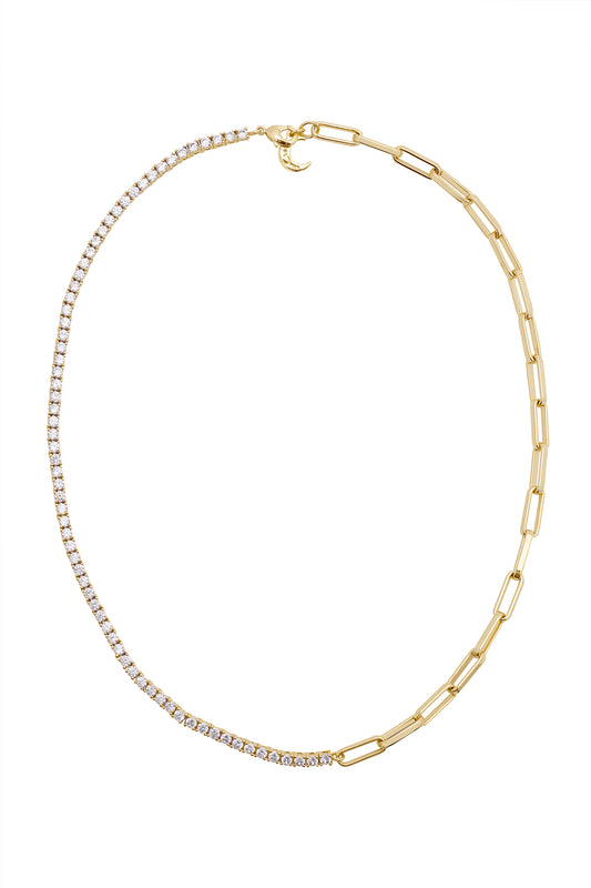 CAMPBELL LINK NECKLACE