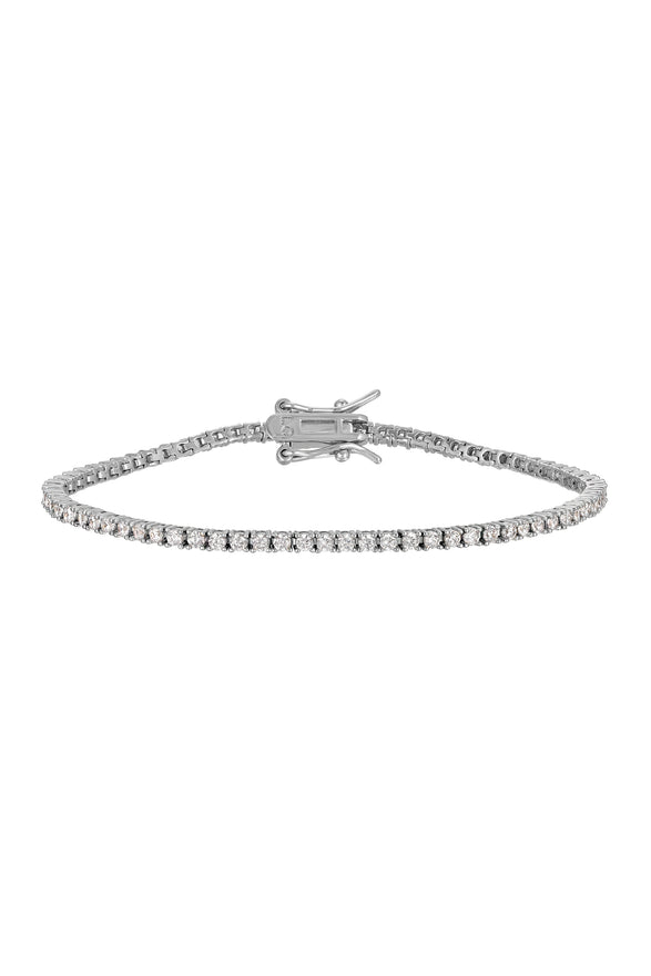 AMINA TENNIS BRACELET, MINI