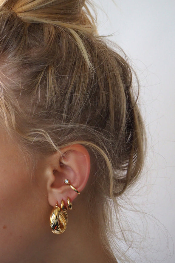 REESE CONCH EAR CUFF