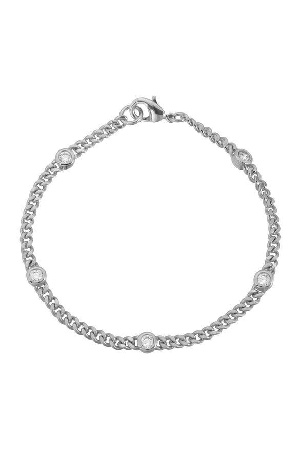 DAISY LINK BRACELET, MEDIUM