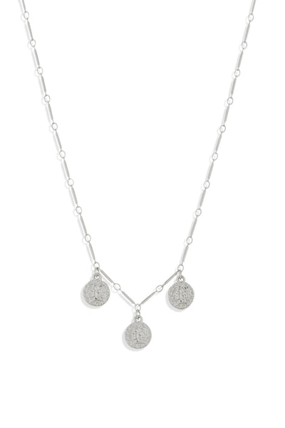 MARCIE COIN NECKLACE