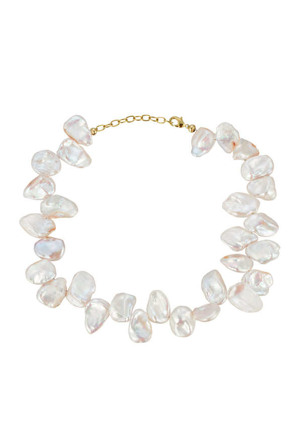 BEATRICE PEARL ANKLET