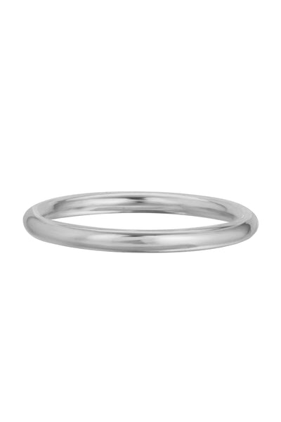 HEAVY STACKER RING | SILVER